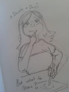 Jac's Daily Doodles Return
