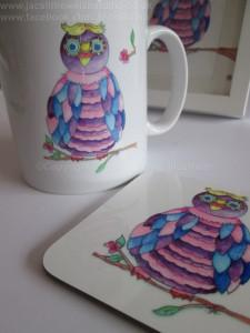 Olivia Owl by The Little Welsh Studio